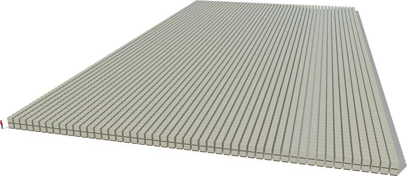 what does one trillion dollars look like calculations dimensions