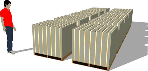 what does one trillion dollars look like. Black Bedroom Furniture Sets. Home Design Ideas